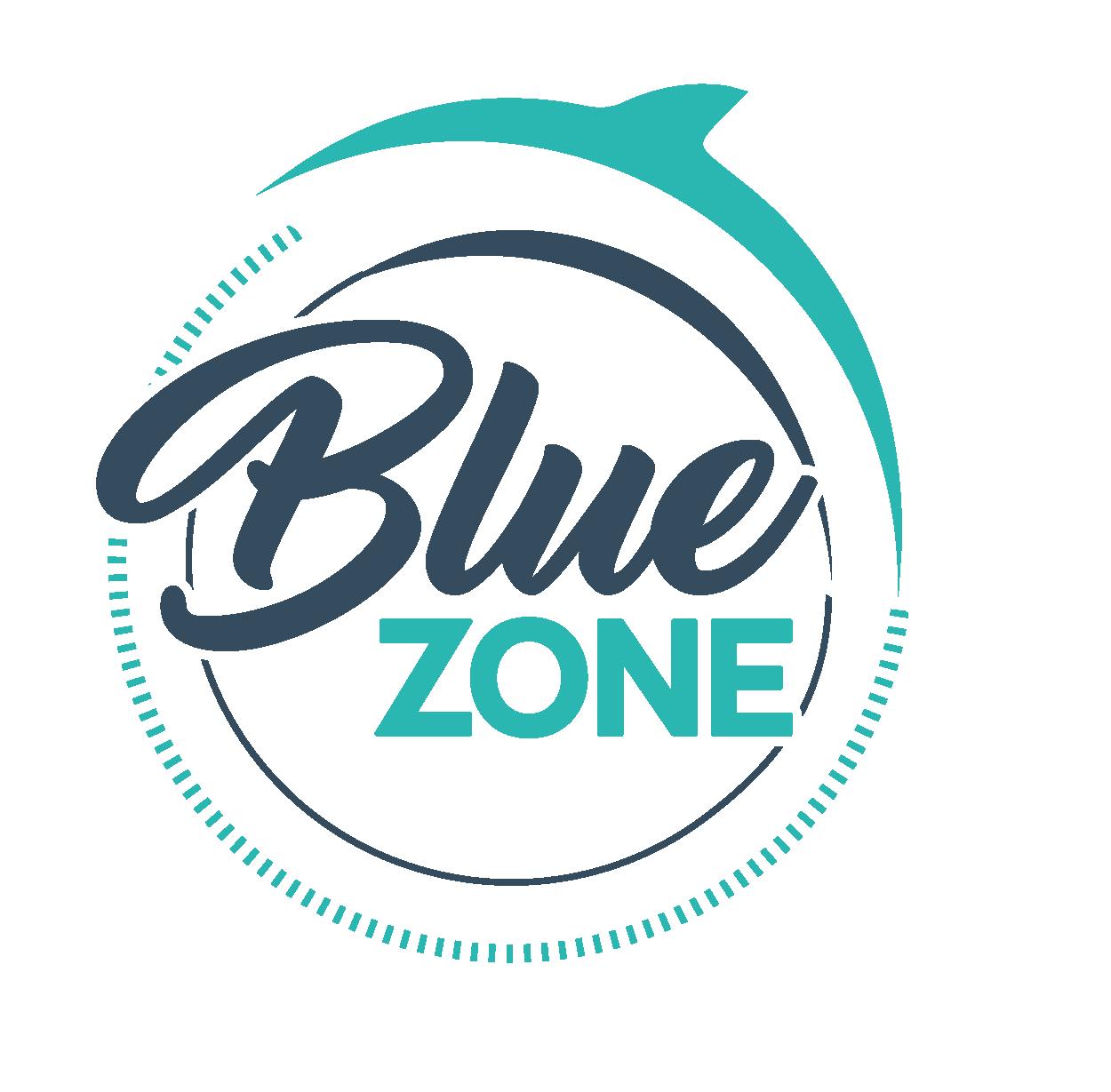 Logo Blue Zone