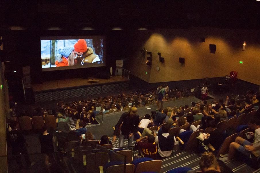 Projection festival du film du voyage et de l'aventure