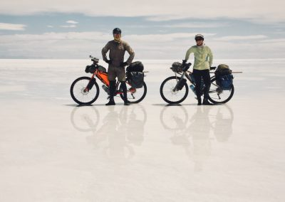 Alaska-Patagonie, la grande traversée