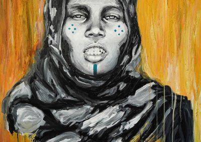 Akhdar, le sel du désert