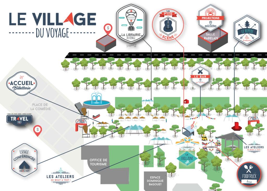 Plan village programmation