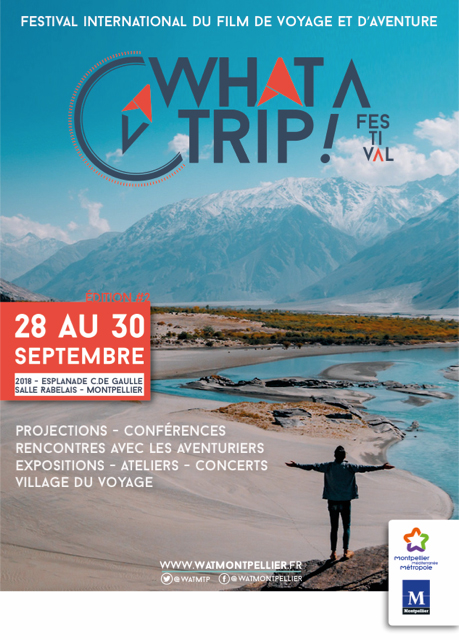 Edition 2018 festival Montpellier