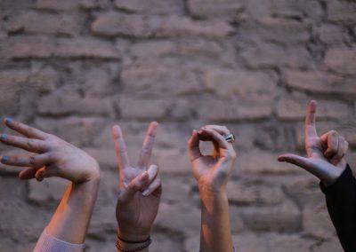 Initiation à la langue des signes – Adultes
