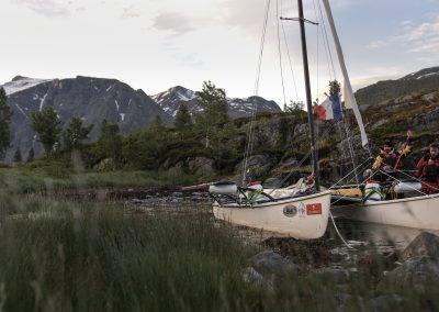 A propos de Nuorrek : un voyage mêlant voile et alpinisme