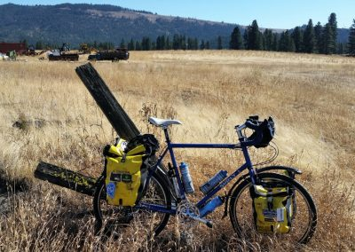 Entretenir son vélo en voyage