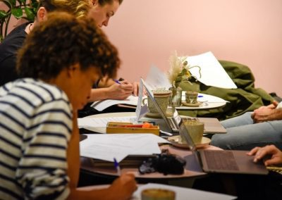 Calligramme de voyage : Atelier d'écriture jeunesse