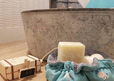Atelier coudre son étui à savon