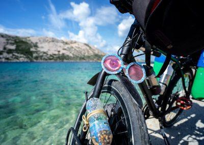 Voyage à vélo et protection du littoral
