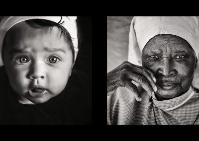Clins d'oeil intergénérationnels : un voyage à travers les âges et les continents