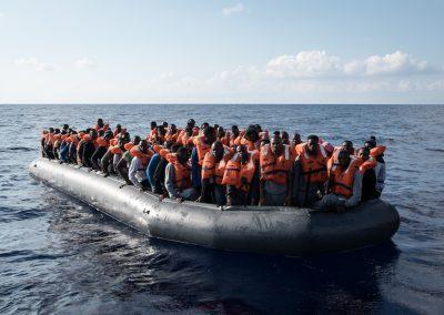 SOS Méditerranée, sur les chemins de l'exil