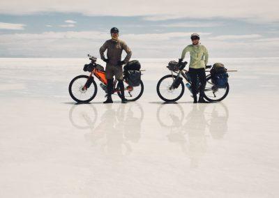 Alaska-Patagonie, le projet d'une vie